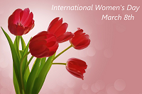 International Women's Day - Aromatherapy Massage