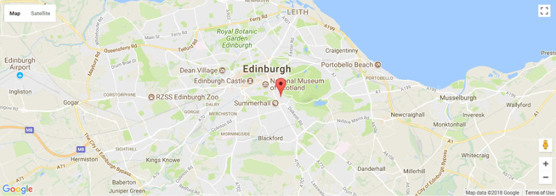 Massage in Edinburgh