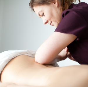 Deep tissue massage Edinburgh