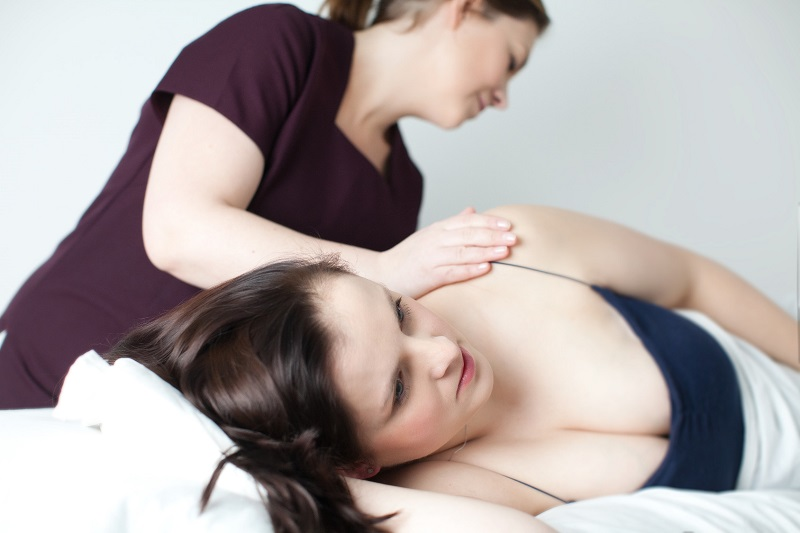 Relaxation in Edinburgh - Pregnancy Masage